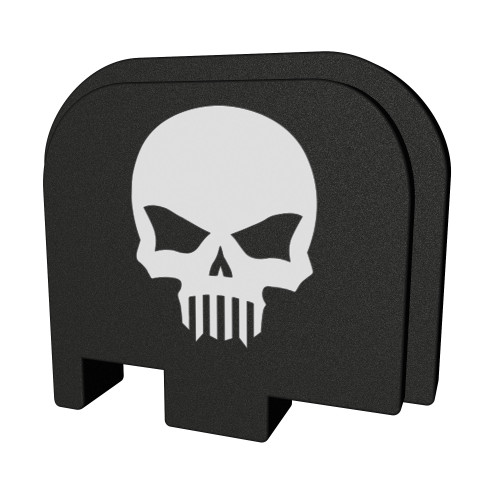 Bastion Slide Back For Glk43 Skull