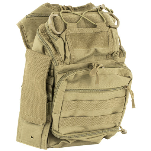 Ncstar Vism First Resp Utl Bag Tan