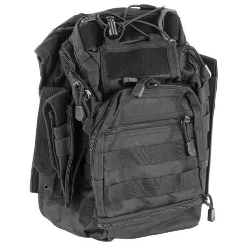 Ncstar Vism First Resp Utl Bag Blk