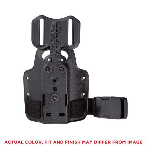 Sl 6004 Small Tac Plate W/dfa Blk