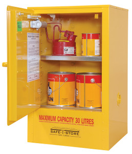 ​Storage of Flammable and Other Dangerous Goods in Laboratories