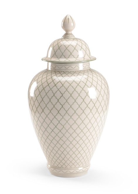 Veronica Covered Urn