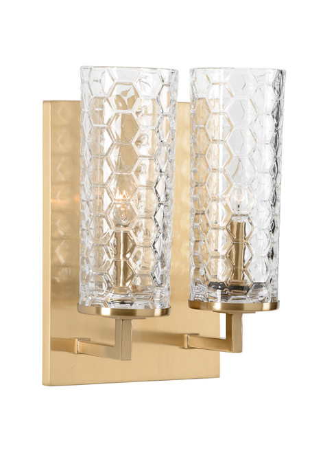 Casey Double Sconce