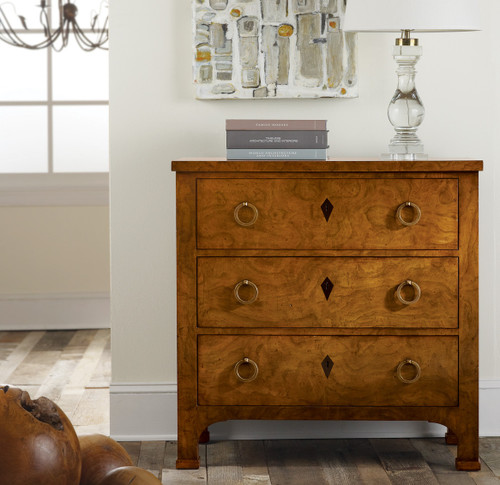 Continental Bedside Chest