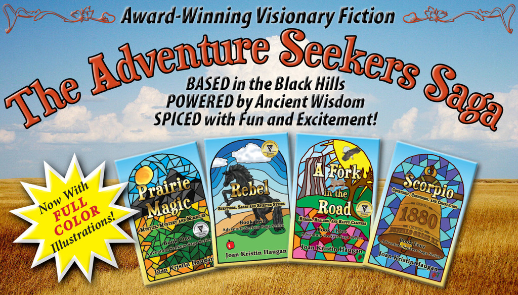 The Four Novels of The Adventure Seekers Saga