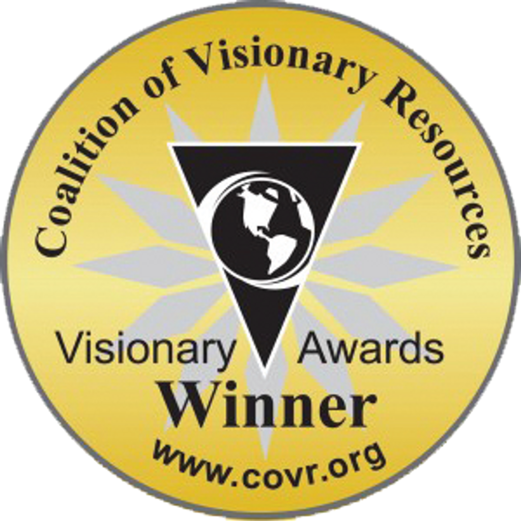 A Fork in the Road - Heroes, Healers, and Happy Campers. 2017 Coalition of Visionary Resources WINNER in Visionary Fiction
