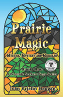 In this award-winning, uplifting, captivating story, experience the thrills and chills of the Hansons and Good Elks as they overcome adversity while fighting for a better future--for their families and their beloved town of Buffalo Grass.  Prairie Magic is teeming with powerful messages about living a positive, healthy life--physically, emotionally and spiritually. It's an inspirational story about faith, forgiveness and love.  Meet Floridian Victor Garcia as he stumbles into South Dakota during an annual rodeo and falls in love with our beautiful heroine, Hope.  Let waterfalls and Mansi Good Elk's tender loving care lull you into a peaceful, healthy state at her Plucked Flower Spa.  Join the excitement as an array of fascinating characters are mysteriously guided into each other's paths, and learn to summons the courage, optimism and creative vision needed to establish fulfilling, authentic lives. Along the way, they are guided by the ancient wisdom of Tarot cards and Rune stones in this exciting tale of struggle and triumph!