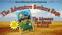 Fiction books about Tarot! An adventure awaits. A journey unfolds.