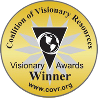 Rebel - Survivors, Sages and Spirited Steeds. 2016 Coalition of Visionary Resources WINNER in Visionary Fiction