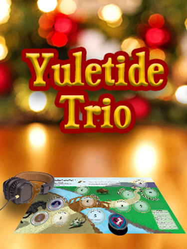 The Yule Tide Trio! Three great gifts for tarot lovers
