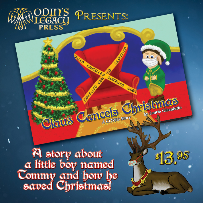 Claus Cancels Christmas - A COVID Story