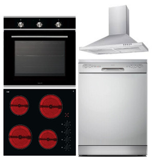Inalto 60cm Electric Kitchen Package