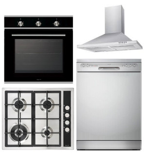 Inalto 60cm Gas Kitchen Package