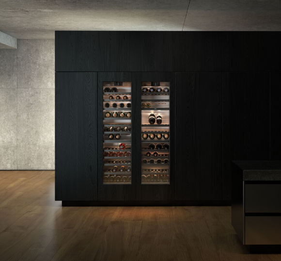 Integrated Wine & Beverage Cabinets