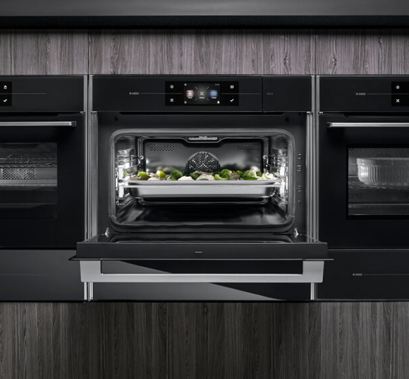 Combi Steam Wall Ovens