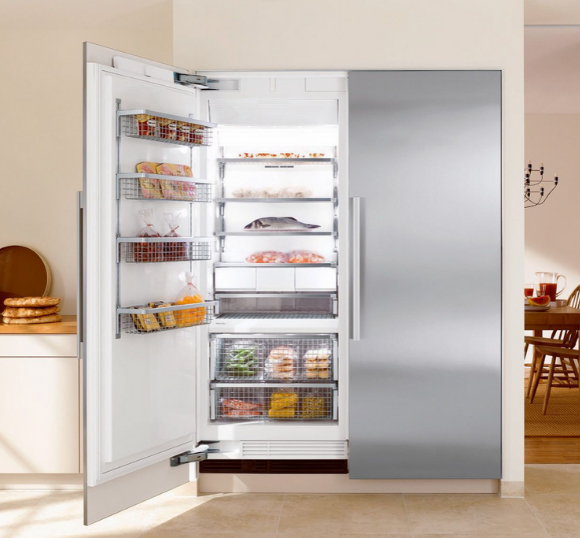 Side by Side Fridge Freezers