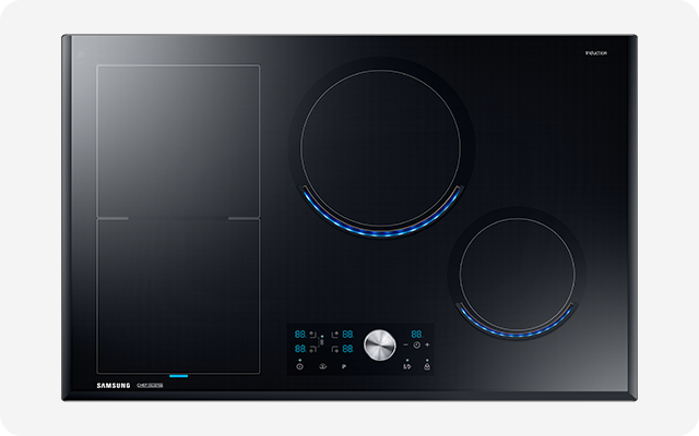 latest Samsung Induction Cooktops