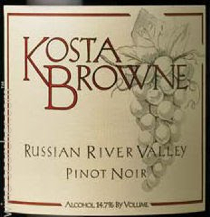 2006 Kosta Browne Russian River Pinot Noir