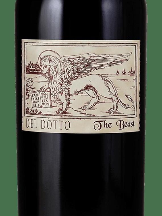 2015 Del Dotto Vineyards 'The Beast' Cabernet Sauvignon