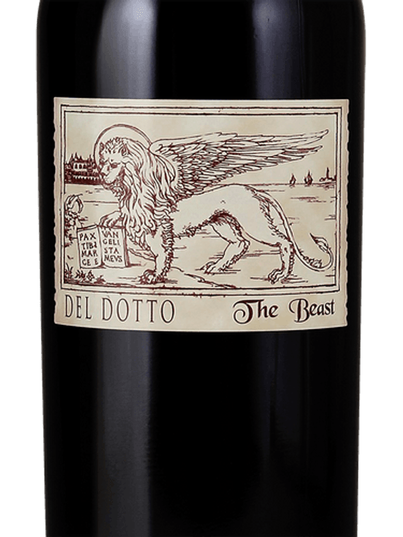 2016 Del Dotto Vineyards 'The Beast' Cabernet Sauvignon