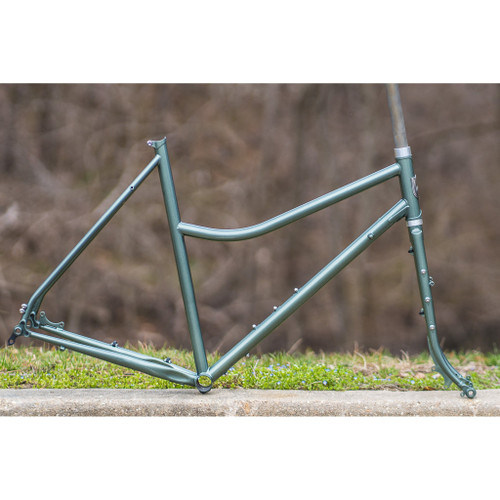 Velo-Orange Polyvalent Low Kicker Frameset - Special Order