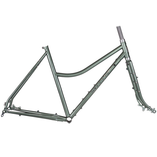 Velo Orange Polyvalent Low Kicker Frameset - Special Order