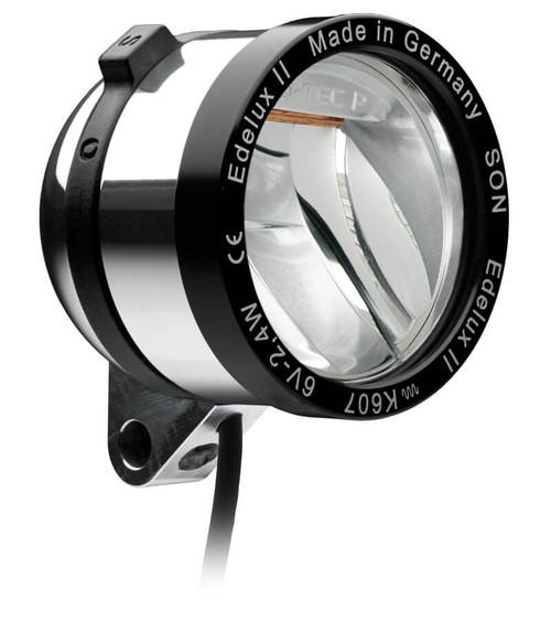 SON Edelux II High Power LED Headlight - Polished