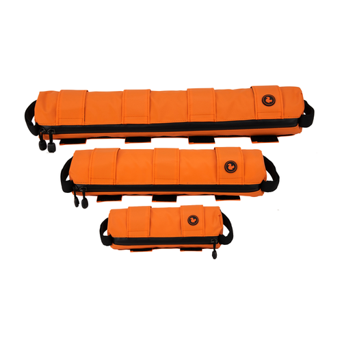 STASHERS v3.0 Modular Insulated Adventure Bag Orange