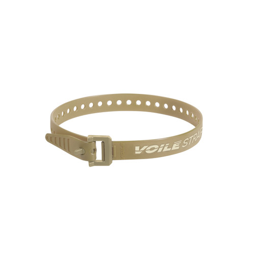 "Voile Strap 20"" Nylon Buckle Tan"