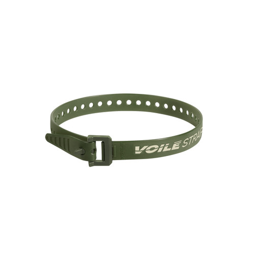 "Voile Strap 20"" Nylon Buckle Olive"