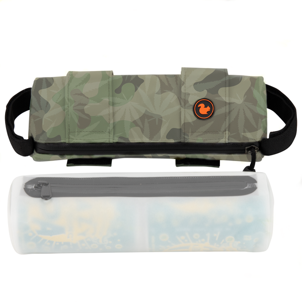 STASHERS Modular Insulated Adventure Bag Laughing Grass Camo