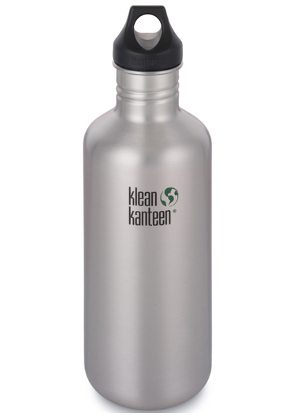 Klean Kanteen Classic 1182ML Brushed Stainless