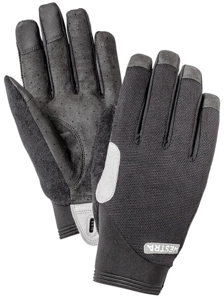 Hestra Gloves Apex Touchpoint Long Black