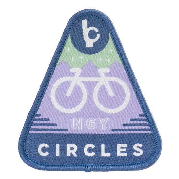 SimWorks x Circles Original Patch - TRIANGLE