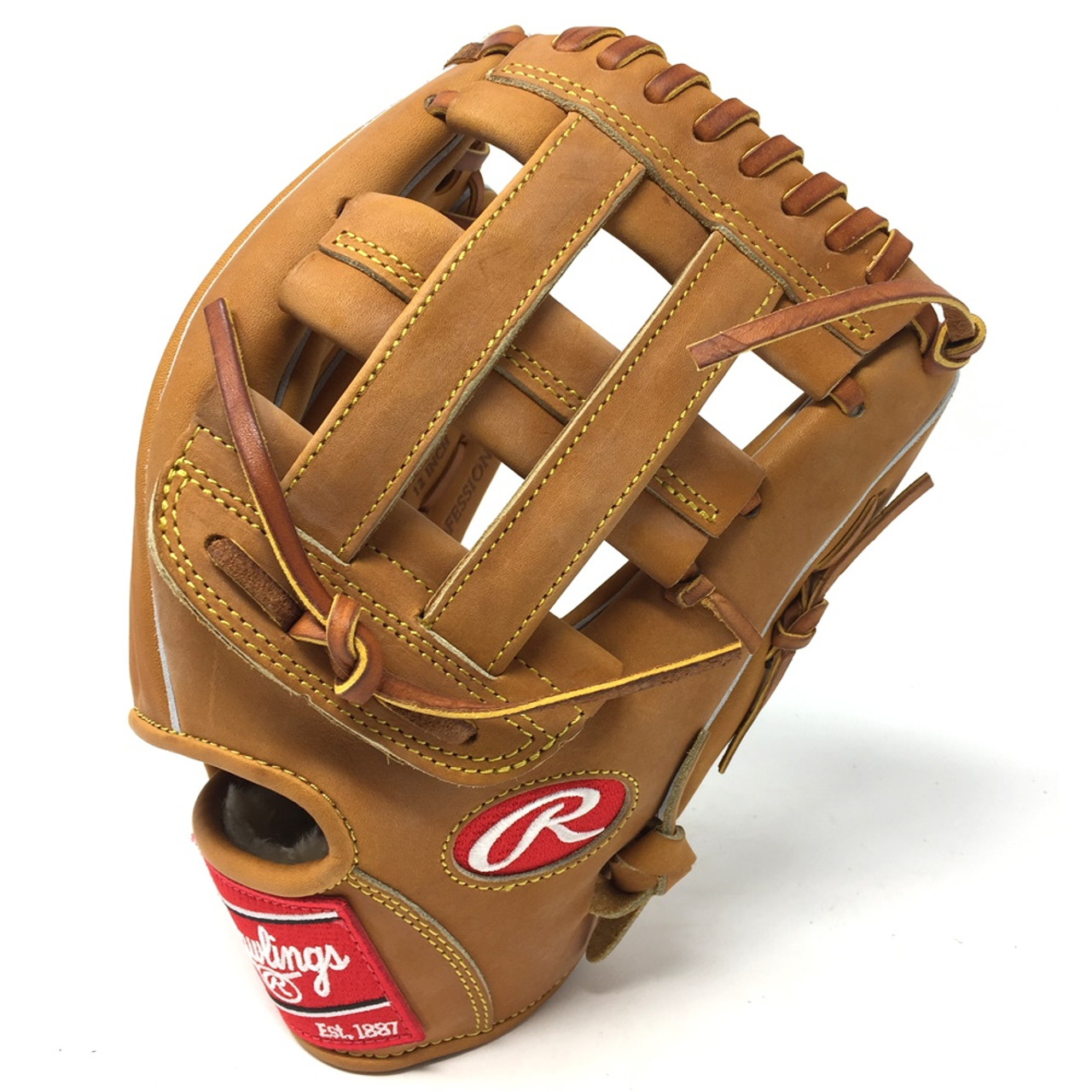 Rawlings Heart of the Hide PRO1000HC Baseball Glove 12 ...