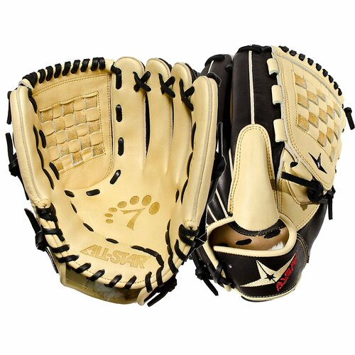All-Star System Seven FGS7-PT Baseball Glove 12 Inch Right Handed Throw