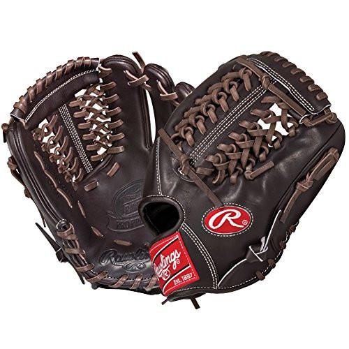 Rawlings PROS1175-4MO Pro Preferred Mocha 11.75 inch Baseball Glove (Left Handed Throw)