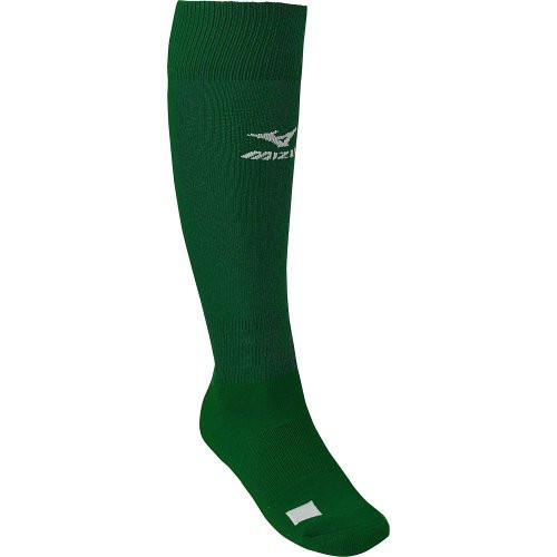 Mizuno 370143 Performance Sock G2 (Black, Medium)