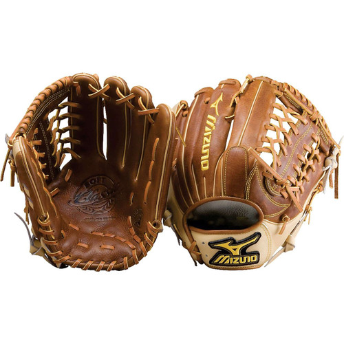 Mizuno Classic Pro Soft GCP79S Baseball Fielder's Mitt 12.75 Inch (Right Handed Throw)