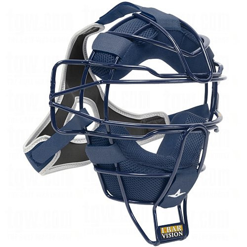 Allstar Lightweight Ultra Cool Tradional Mask Delta Flex Harness Black (Navy)