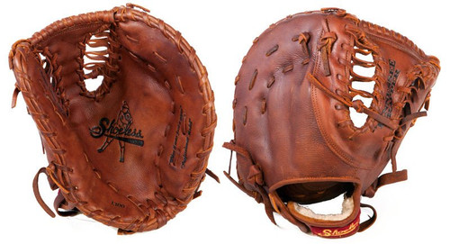 Shoeless Joe 13 inch Tennessee Trapper First Base Mitt