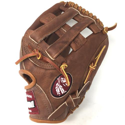 Nokona WB-1175H Walnut 11.75 Baseball Glove H Web (Right Handed Throw)