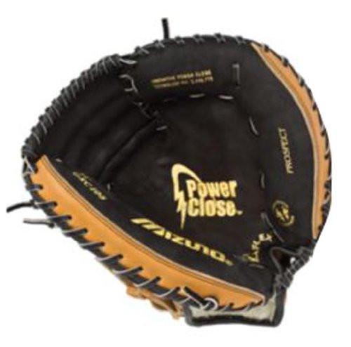 Mizuno Prospect Series GXC105 Catcher's Mitt 32.5 Youth (Left Hand Throw)