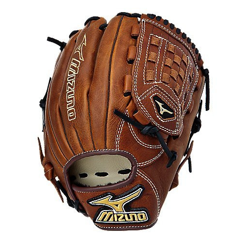 Mizuno GMVP1200B1 MVP Baseball Fielder's Mitt (Copper, 12.00-Inch) (Right Handed Throw)