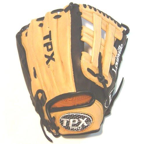Louisville Slugger D-2BLHB Baseball Glove 11.5 Inch (Right Handed Throw)