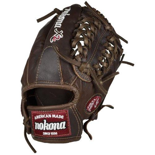 Nokona X2-1200M X2 Elite Series 12 inch Baseball Glove (Right Handed Throw)