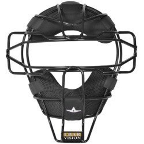 Allstar Lightweight Ultra Cool Tradional Mask Delta Flex Harness Black (Black)