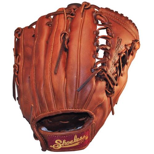 Shoeless Joe 12.5 inch Tenn Trapper Web Baseball Glove Right Handed Throw