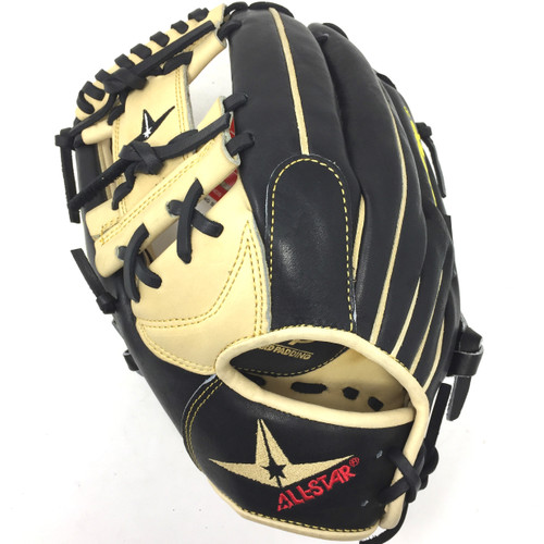 All-Star System Seven Baseball Glove 11.5 Inch Left Handed Throw