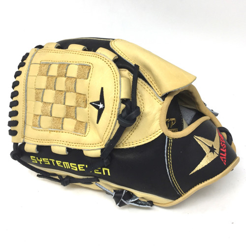 All-Star System Seven FGS7-PT Baseball Glove 12 Inch Left Handed Throw
